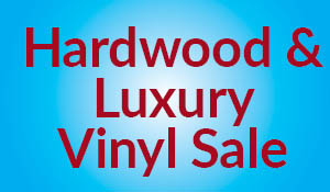 Hardwood from $2.99 sq.ft. & Luxury Vinyl from $2.49 sq.ft. during the Summer Sale at Erskine Interiors!  PLUS get 50¢ off per sq.ft. of installation!