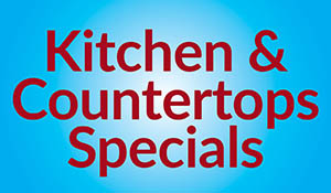 Kitchens & countertops from $199/mo during the Summer Sale at Erskine Interiors!
