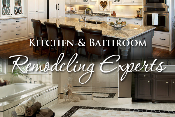 At Erskine Interiors we can help you with your kitchen remodel and bath remodel from the very beginning.